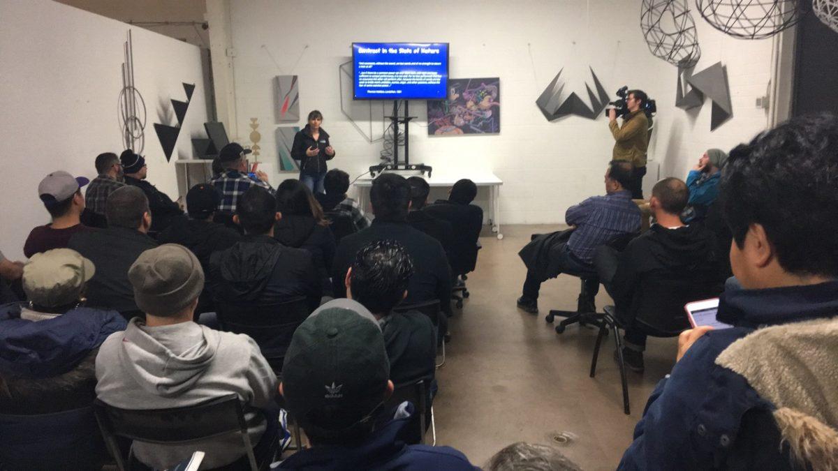 The Hacker Lab