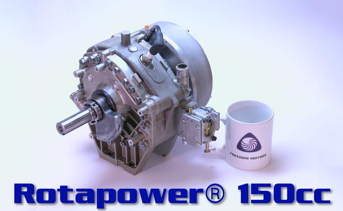 Freedom Motors 150cc Engine