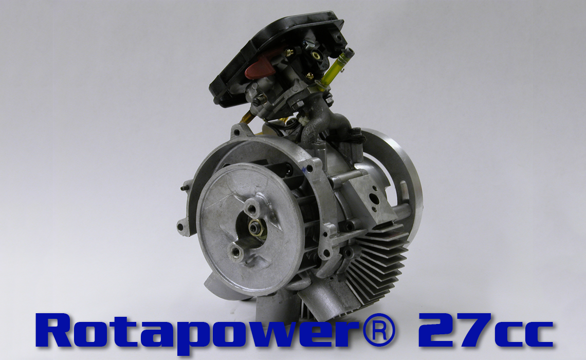 Freedom Motors 27cc Engine