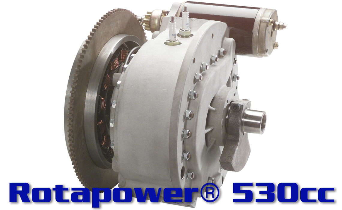 Freedom Motors 530cc Engine