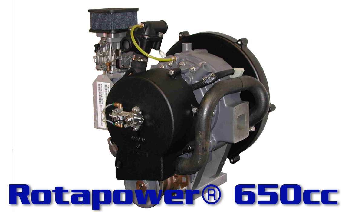Freedom Motors 650cc Engine